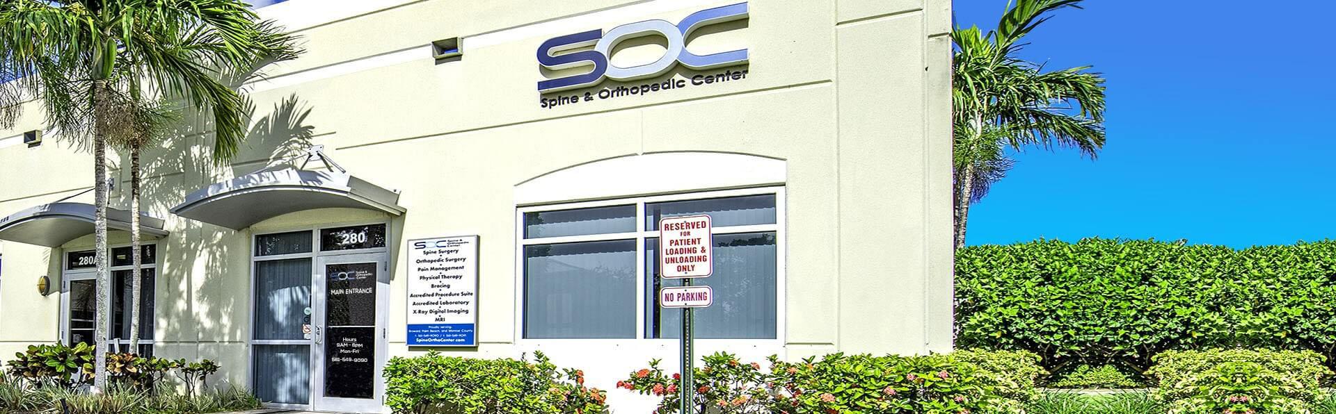 deerfield beach orthopedic group office